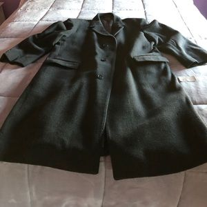 Other - Men's wool coat size 46